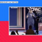 Cruz at CPAC: 'Orlando is awesome. It's not as nice as Cancún.'