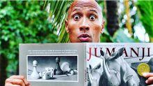 Dwayne Johnson confirma que regresa para la secuela de Jumanji: Bienvenidos a la jungla