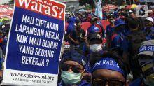 Buruh Dapet Bonus 5 Kali Gaji di RUU Cipta Kerja, Pengusaha Protes