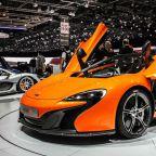 'Insane' for UK and EU to harm border trade, McLaren CEO says