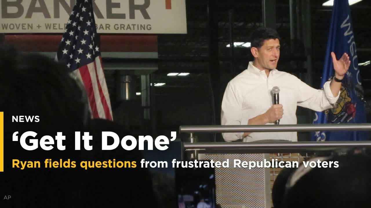 Ryan Fields Questions Frustrated Republican 155533707 on Technology Exit Slips