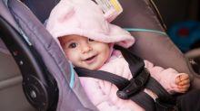 Les enfants ne devraient pas porter de manteaux lorsqu'ils sont assis dans leur siège auto