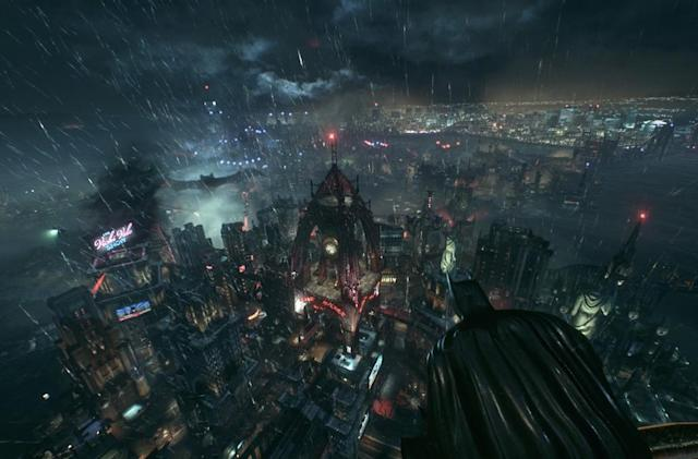 'Batman: Arkham Knight' never feels too big to play
