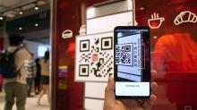 香港麥當勞 app 正式推出,在餐廳掃描 QR code 即時落單