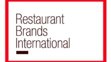 Restaurant Brands International Inc. Announces Intention to Redeem All Class A Preferred Shares and to Repurchase 5.0 million Class B Exchangeable Limited Partnership Units