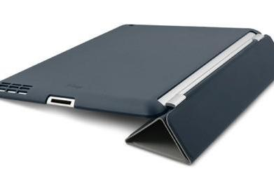 iFrogz BackBone pairs well with iPad 2 cover