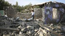 Moskau fordert Abzug ausländischer Söldner aus Berg-Karabach