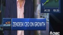Markets want constantly improving margins, says Zendesk CEO