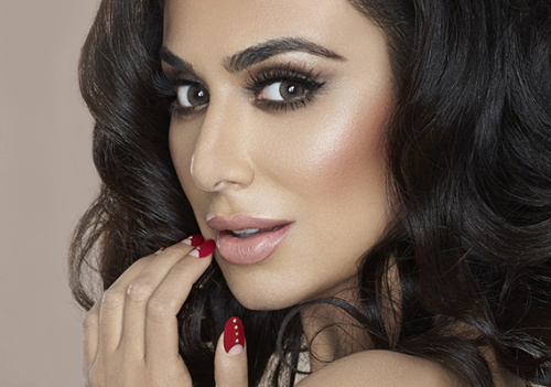 There's a good reason Huda Kattan is one the Internet's most-followed beauty gurus. (Photo: hudabeauty.com)
