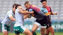 Mike Brown's quick thinking inspires Harlequins to victory over Northampton