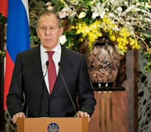 Russia's foreign minister threatens to 'hit back' at Britain over response to nerve agent attack