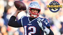 Watch: Tom Brady passes Peyton Manning to become No. 2 for NFL career touchdown throws