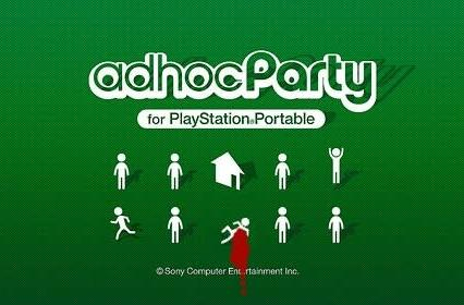 AdhocParty for PSP coming to North America 'soon'