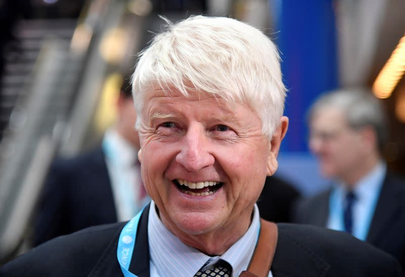 UK PM's father Stanley Johnson within rights to visit Greece: minister