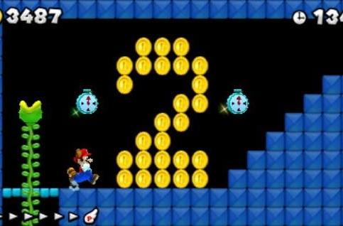 New Super Mario Bros. 2 gets free SMB and SMB3 levels, available now