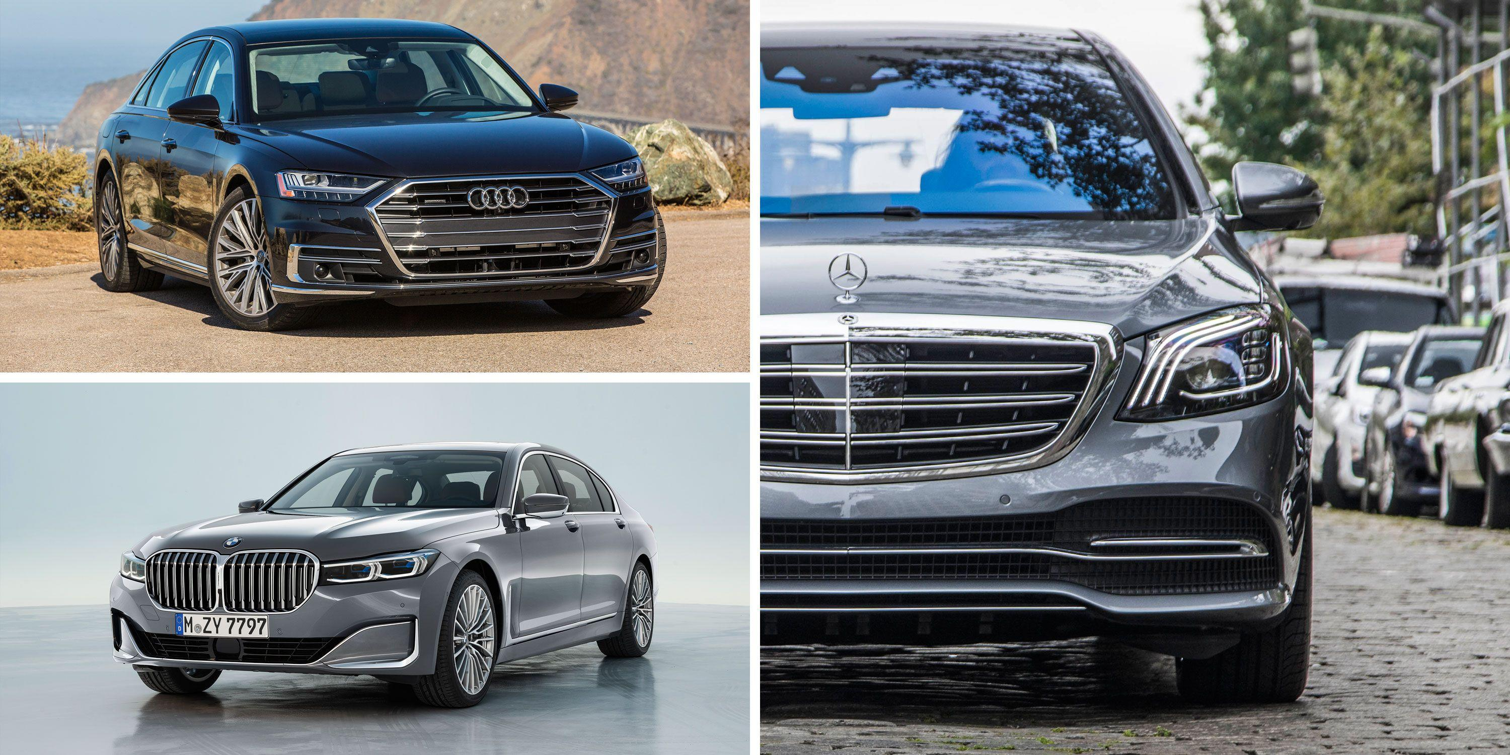 Afford A Car >> Ranked Every Full Size Luxury Car You Probably Can T Afford
