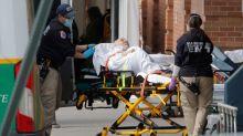 New York suffers deadliest day in coronavirus crisis