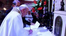 """Lo sgarbo al Papa sull'enciclica """"Fratelli Tutti"""""""