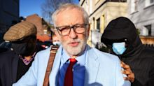 Man Sentenced For Spitting In Jeremy Corbyn's Face During Lockdown