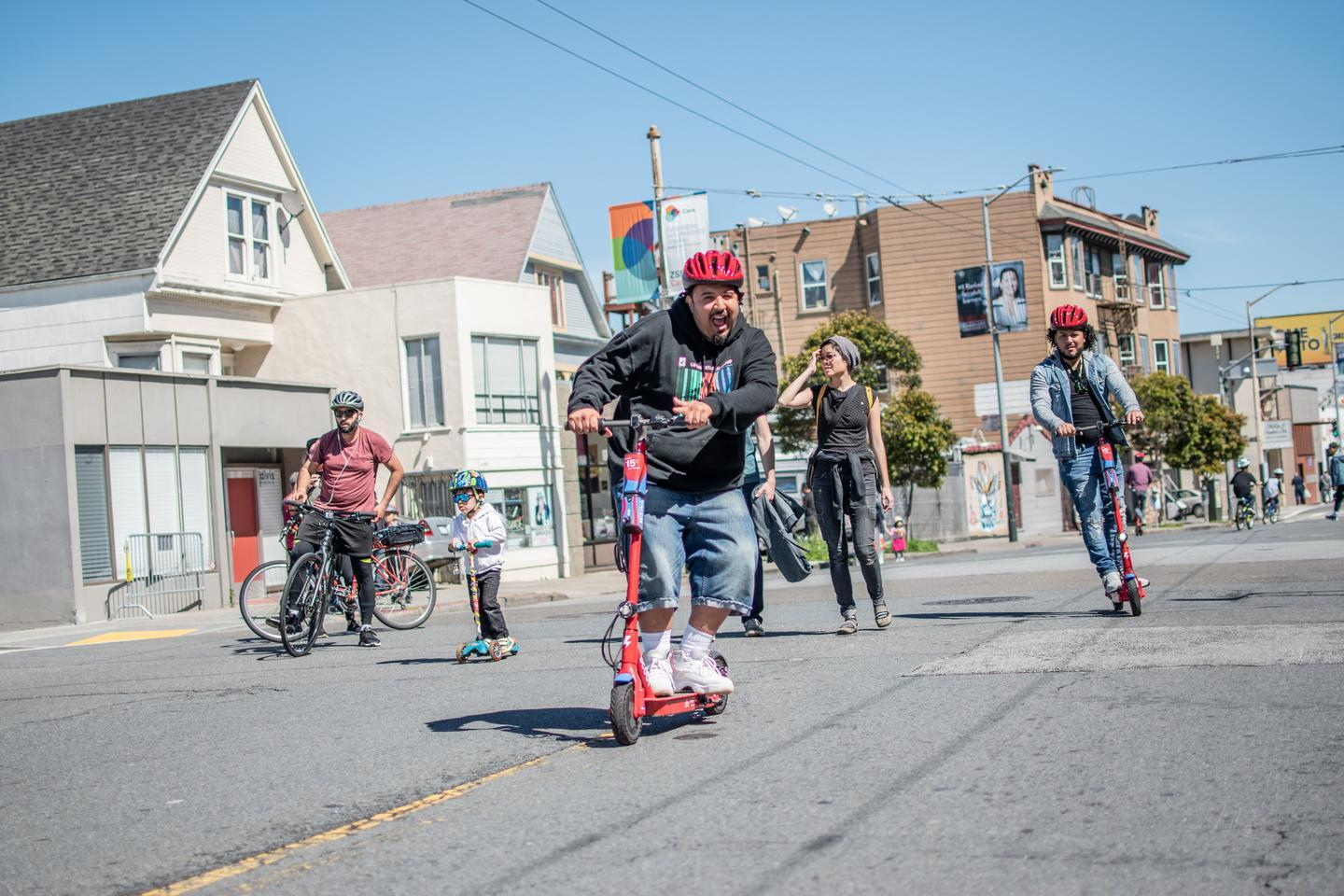 This week in L.A. funding news: Bird-owned scooters scoot out of poor neighborhoods in San Francisco