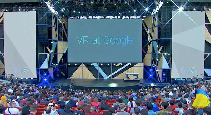 Google is still working on a standalone headset