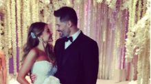 Sofia Vergara is a CoverGirl Even on Her Wedding Day