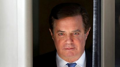 Judge drops some charges against Paul Manafort