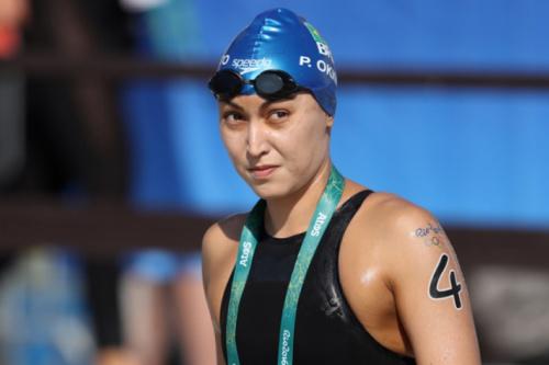 Com novos planos, Poliana Okimoto se despede da natação profissional