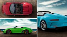 5 Takes on Porsche's 911 Speedster, Designed by Our Staff