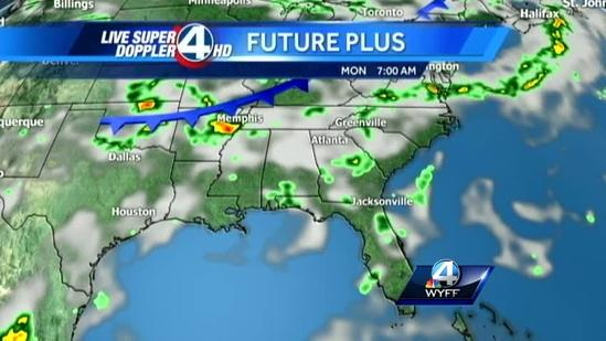 Chris Justus' Forecast for Monday, June 17, 2013