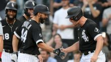 White Sox rookie Zavala hits 3 HRs; Indians rally, win 12-11