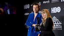 Stevie Nicks Says Harry Styles Is Her Type — Minus the Age Gap
