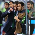 Mexico relishing chance to prove maturity, advance vs. Confederations Cup host Russia