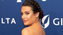 'Glee' Actress Lea Michele Announces Her Maid of Honor: It's Jonathan Groff