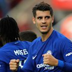 'Complete player' Morata has adapted to the Premier League, says Conte