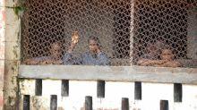 Doing time in 'Hell': Life in Sierra Leone's rundown prisons