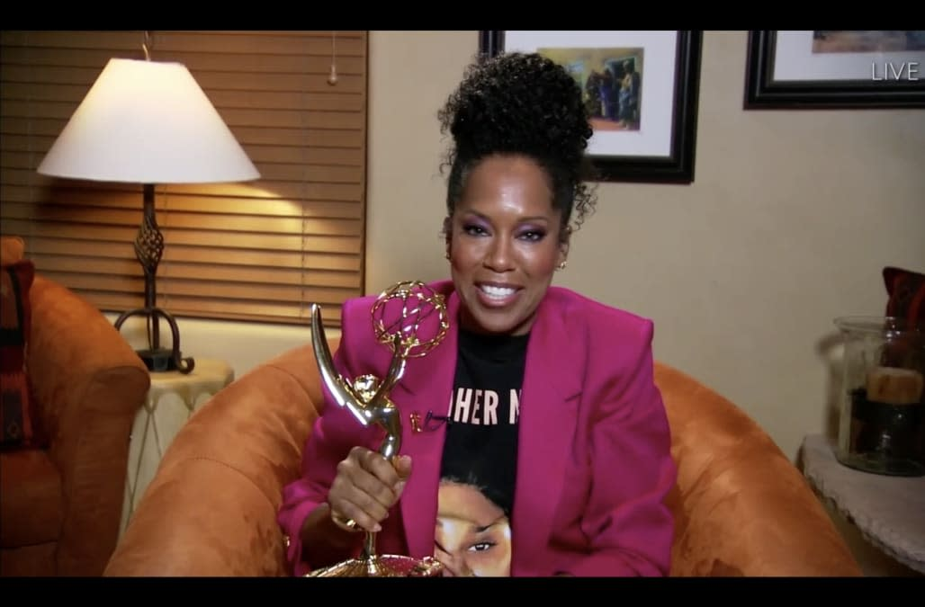 Regina King, Uzo Aduba honor Breonna Taylor during Emmys: 'Let's go change the world'
