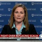 Amy Coney Barrett Said SCOTUS Justices Shouldn't Be Replaced by Political Opposites in 2016 (Video)