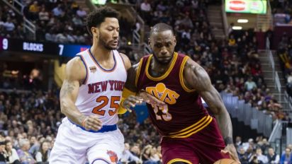 Report: D-Rose in 'serious talks' with Cavs