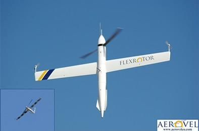 Navy awards Aerovel Flexrotor contract to develop marine surveillance tech