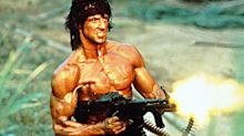Yee-ha! Sylvester Stallone saddles up for one last ride in surprising first 'Rambo V' photos