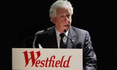 Sir Frank Lowy: The penniless migrant who built the Westfield empire