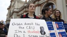 U.S. concerned about Hungary's university law, says envoy
