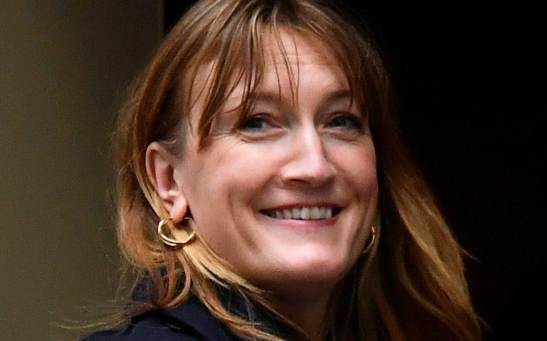 Allegra Stratton exclusive: 'I'm a Johnson Tory and voted for Brexit' insists new face of No 10