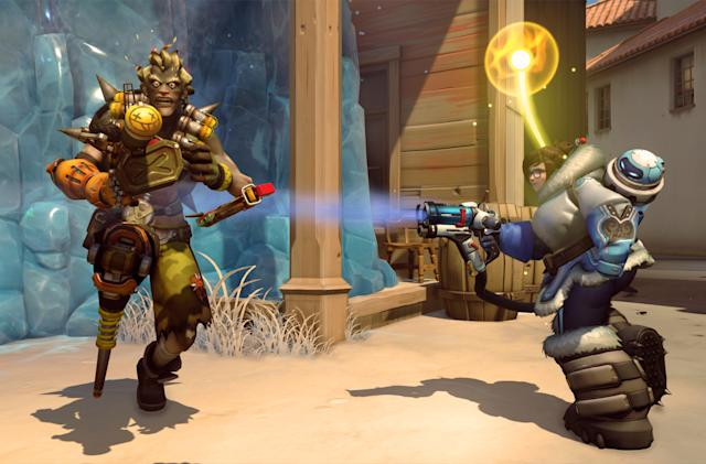 'Overwatch' update adds Thailand-inspired Capture the Flag map