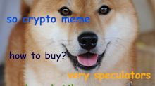 This altcoin parody of the doge meme is worth over $1.2B