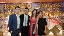 Ruco Chan, Phoebe Sin held another party for celeb friends