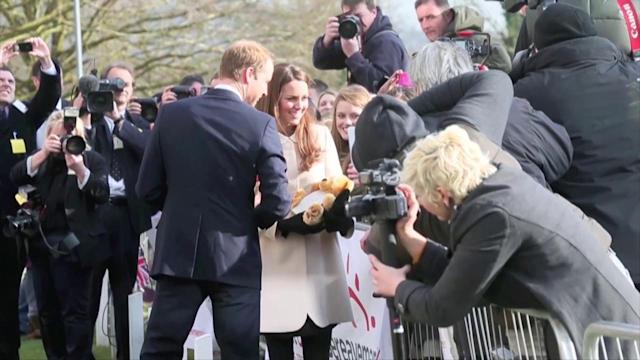 Duchess Kate Recycles Dress After Her Due Date is Apparently Revealed