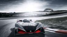 Peugeot reveals L750 R Hybrid 'virtual concept'