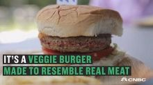 Burger King is testing a vegetarian Whopper made with Impossible Burger
